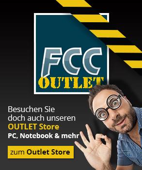Besuchen Sie auch unseren FCC Outlet Store